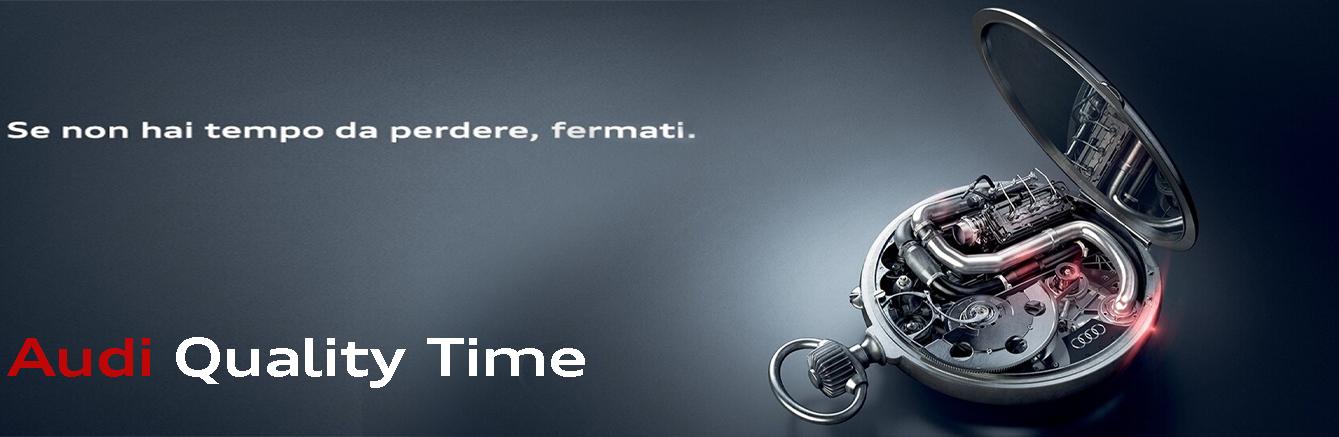 Audi Quality Time