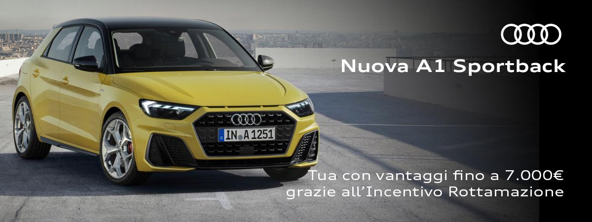 Mandolini Audi - A1 Sportback