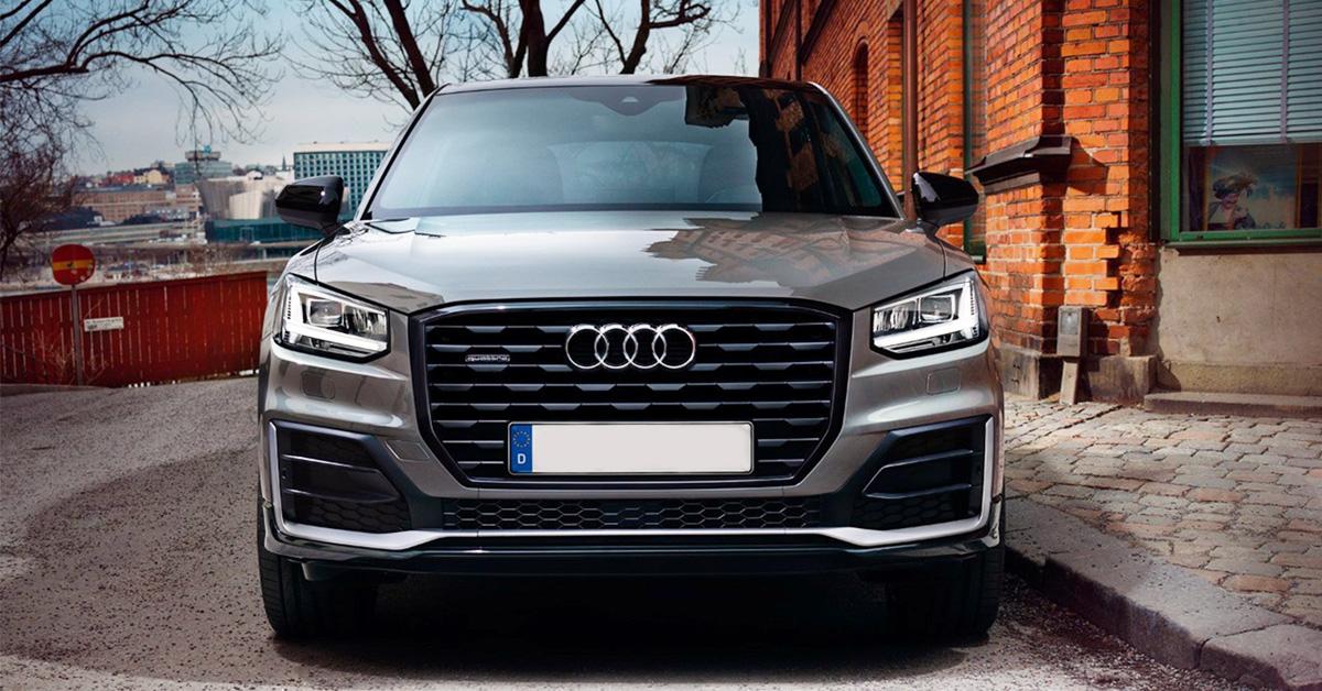 Audi Q2: eleganza e compattezza