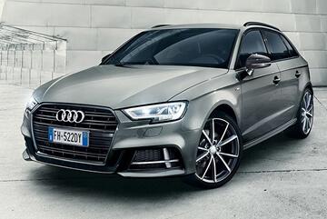 Gamma Audi A3 con extra vantaggio fino a 2.250 € e finanziamento a tasso 0