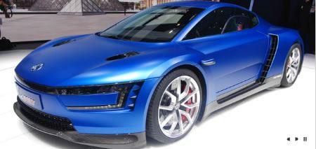Salone di Parigi 2014: anteprima mondiale della concept car XL Sport