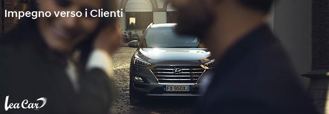 Impegno verso i Clienti Hyundai