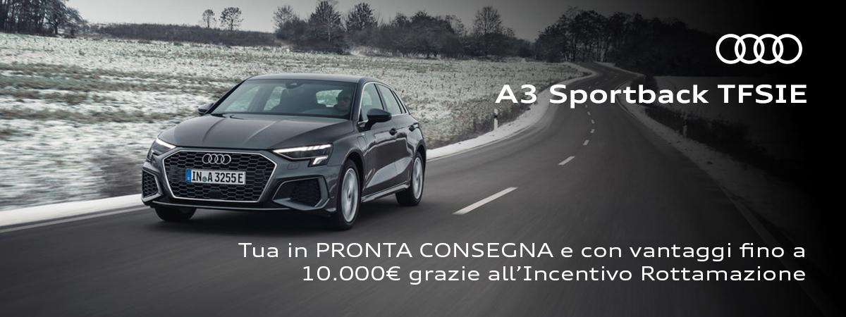 Mandolini Audi - A3 Sportback TFSIE