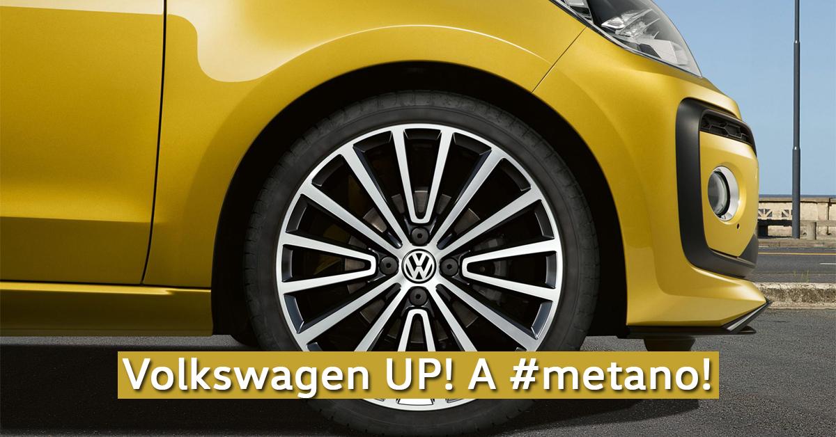 Volkswagen Eco up! a - metano -