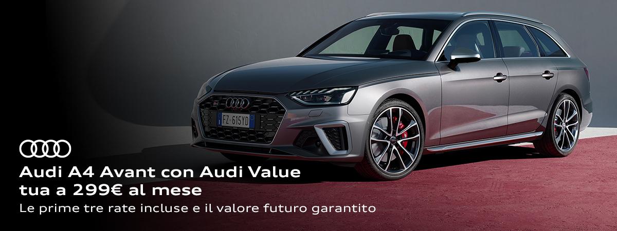 Mandolini Audi - A4 Avant Value