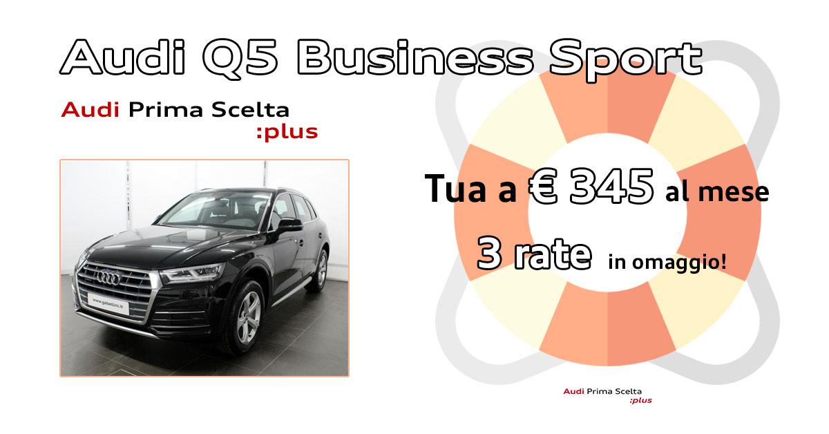 Audi Q5 Business Sport