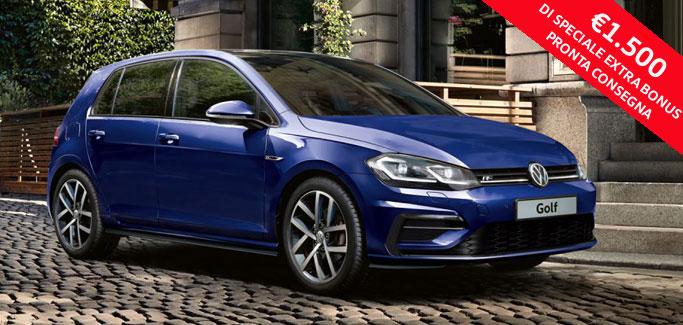 Volkswagen Golf 7 1.0 TSI Trendline 115CV  tua a €229 al mese