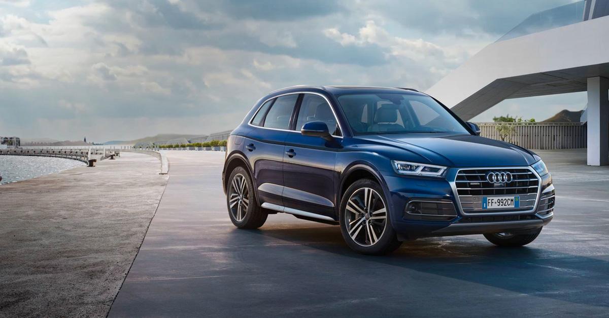 Audi Q5 Business Sport con Leasing