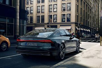 Ordina la Nuova Audi A7 e ricevi una supervalutazione del tuo usato fino a € 4.000