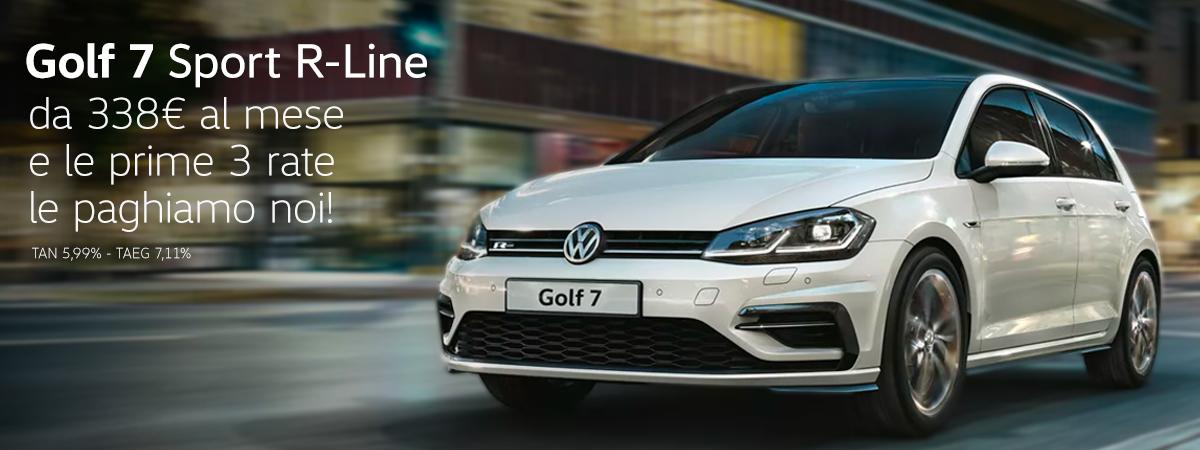 Mandolini VW - Golf 7