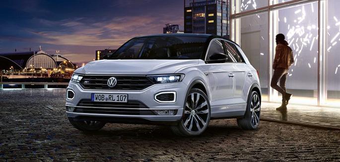 Volkswagen T-ROC da €299 al mese