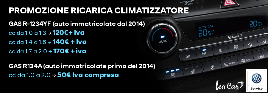RICARICA CLIMATIZZATORE!