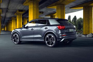Audi Q2 con finanziamento a tasso 0 ed extra vantaggio sulla valutazione usato di € 750