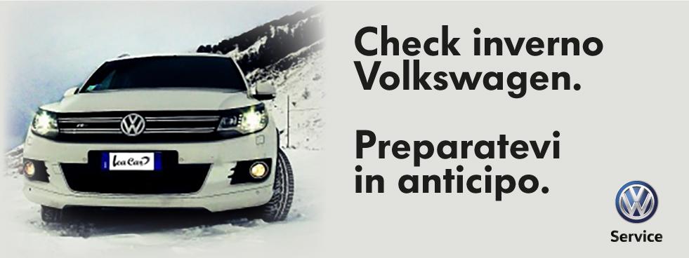 Check inverno Volkswagen.