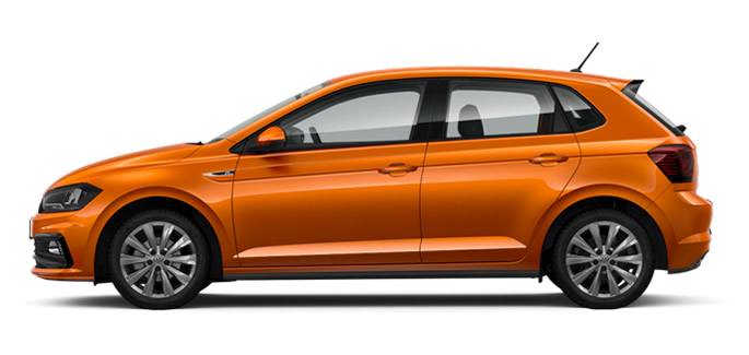 Polo 1.0 TGI 90CV Business Trendline BMT 5p | 172,72 €/Mese