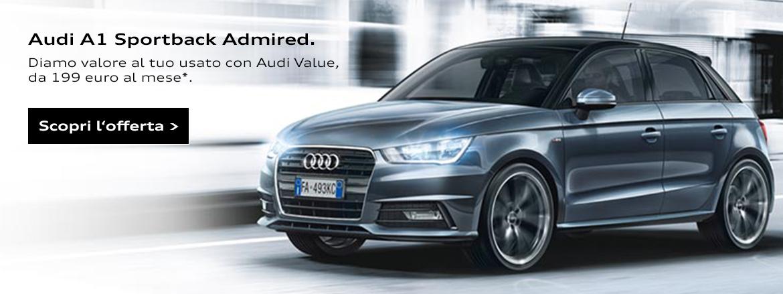 Mandolini - Audi A1 Sportback Admired
