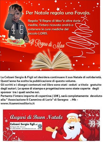 Natale di solidarietà da Colzani Sergio & figli srl