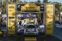 La Volkswagen è Campione del Mondo Rally 2013