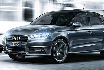 Audi A1 sportback da 101€ al mese con Audi Value