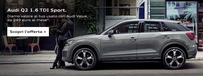 Mandolini - Audi Q2 1.6 TDI Sport