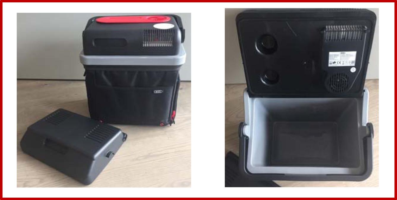 BOX FRIGO 20 LITRI