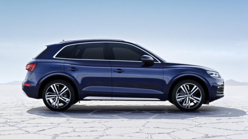 Nuova Audi Q5. Trazione quattro con tecnologia ultra.