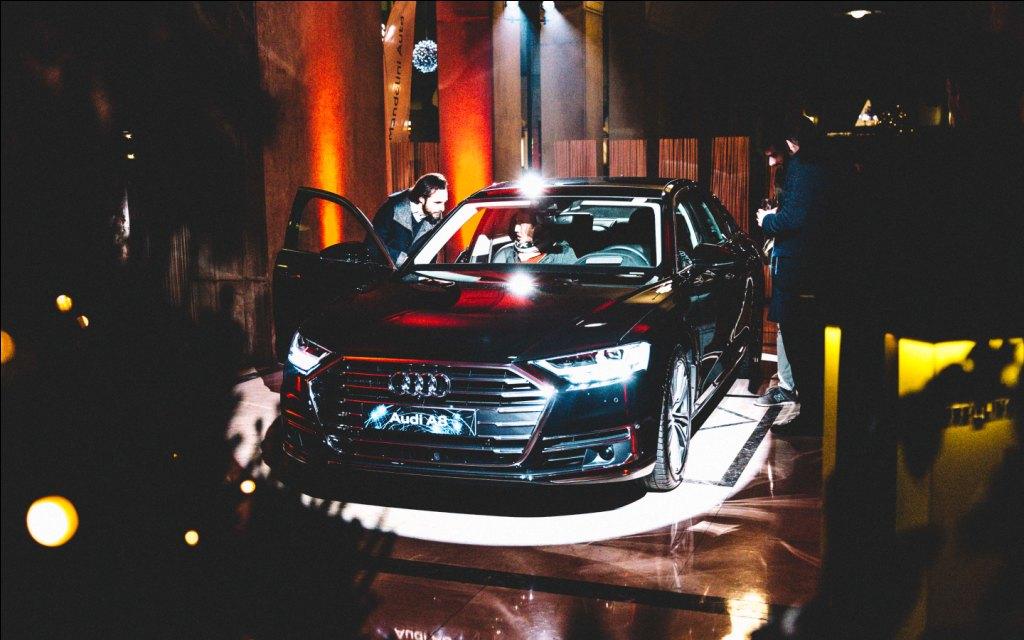 29 novembre 2017 - Presentata la Nuova fantastica Audi A8
