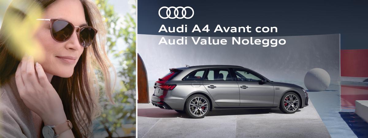 Mandolini Audi - A4 Avant