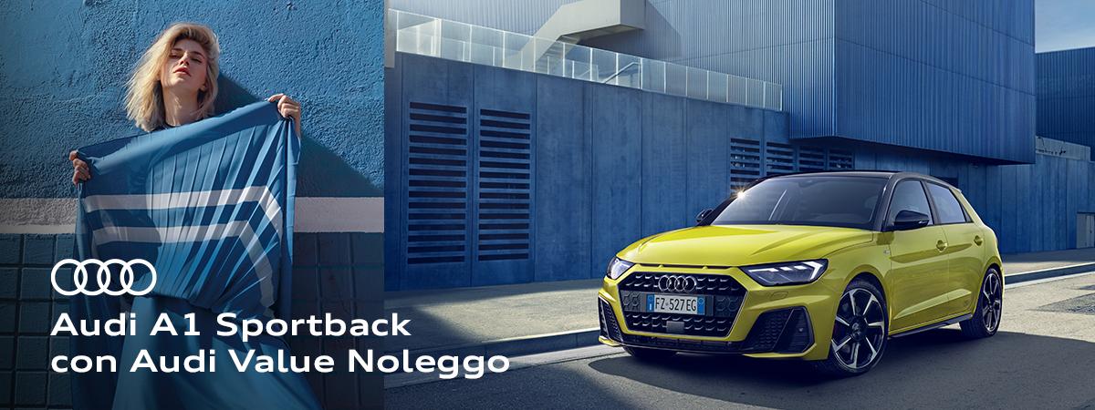 Mandolini Audi - A1 Noleggio