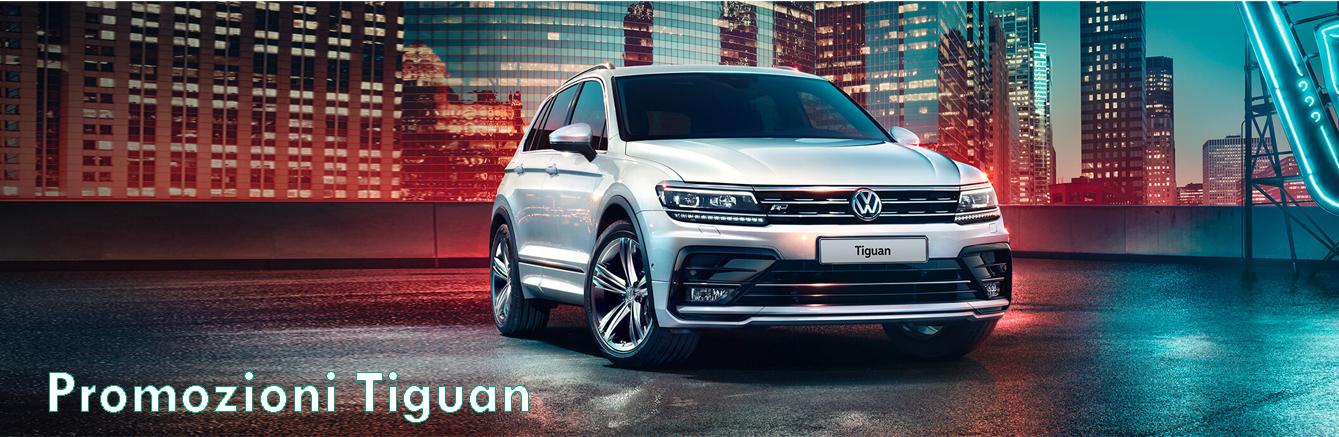 Promozione di luglio Volkswagen Tiguan