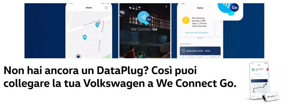 OFFERTA Data Plug connetti la tua Volkswagen