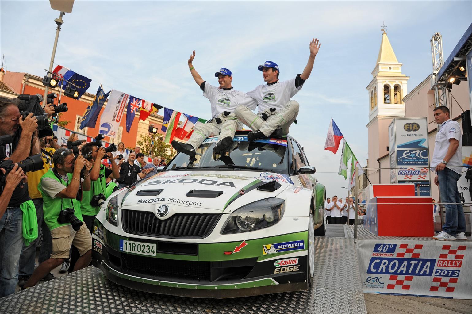 ŠKODA: un'indimenticabile stagione rallystica