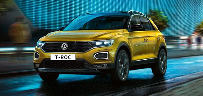 Volkswagen T-ROC 1.6 TDI Style tua da €299 al mese