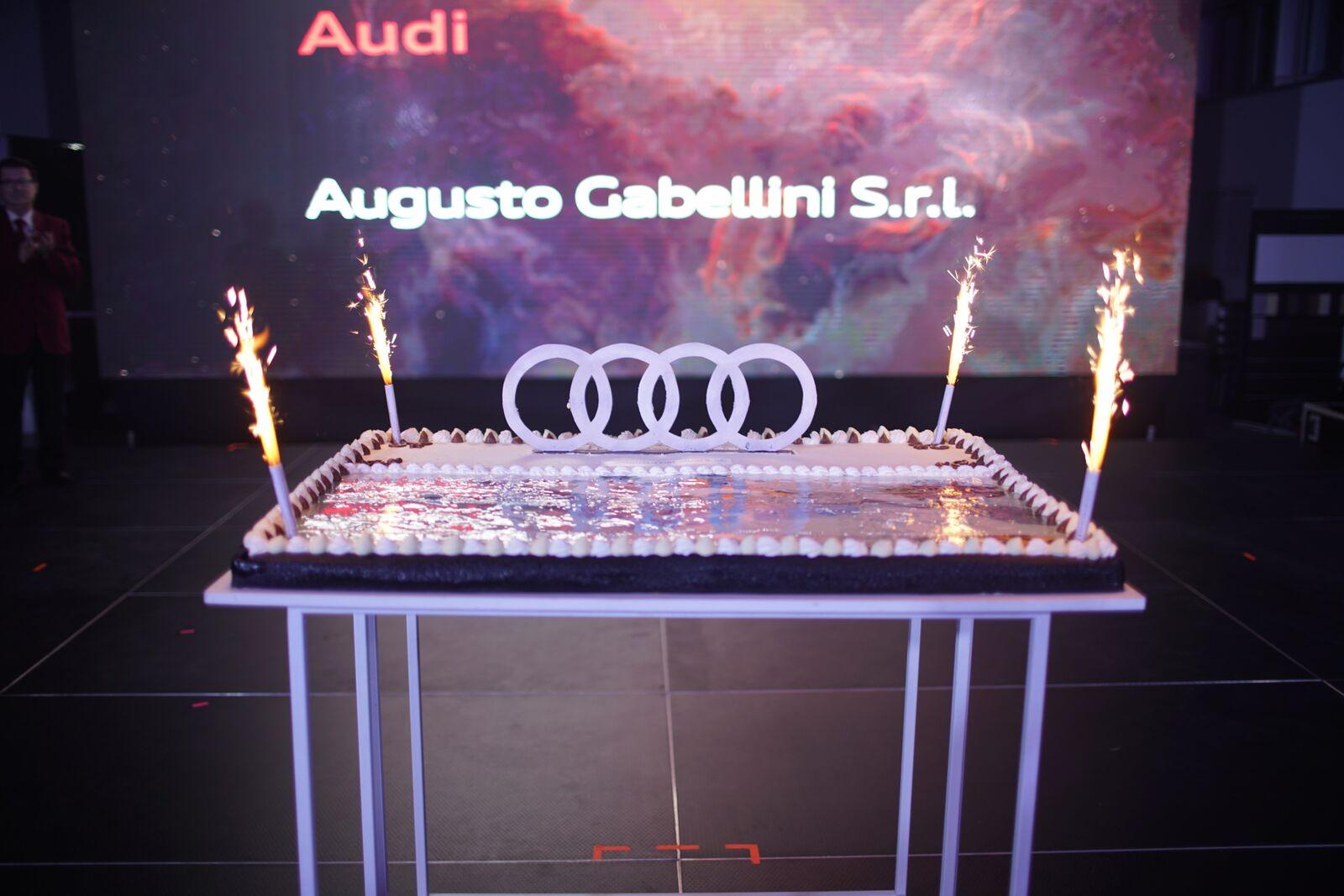 Inaugurazione Showroom e Nuova Audi Q8 e Audi A6