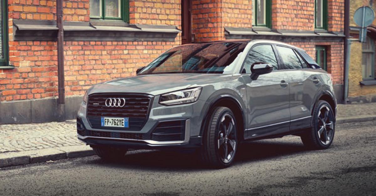 Audi Q2 30 TDI Business