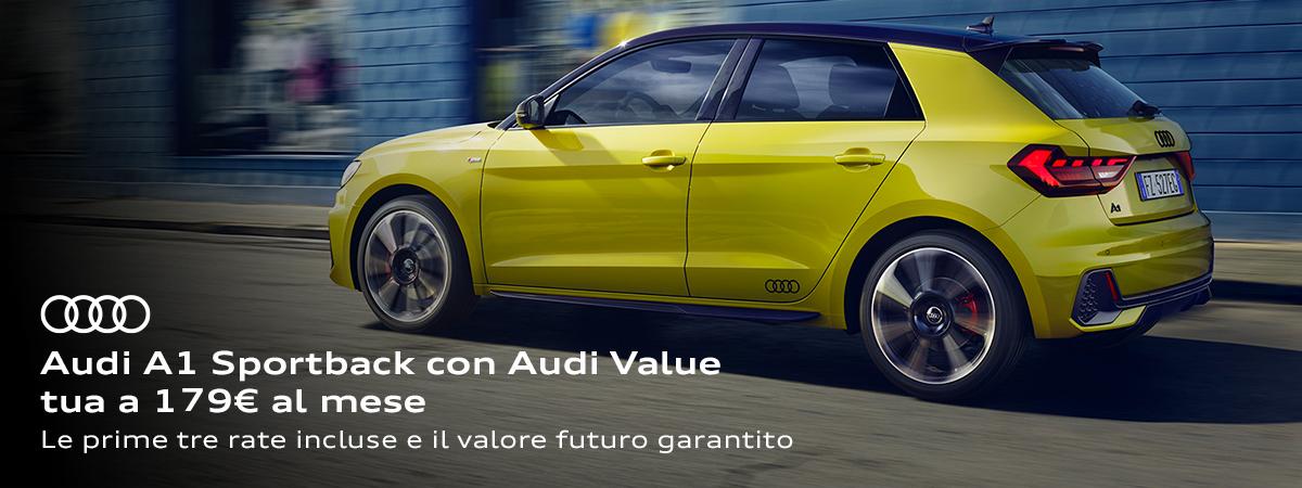 Mandolini Audi - A1 Value