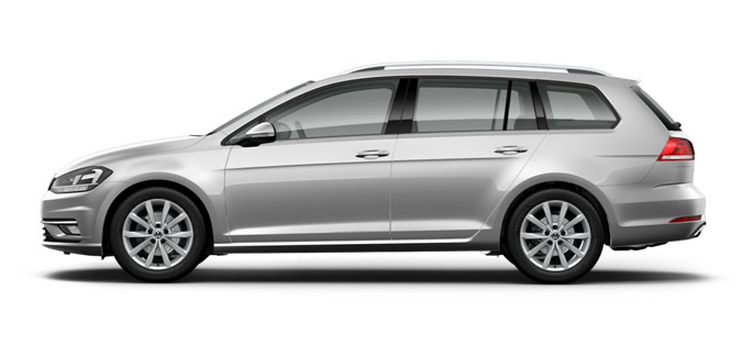 Golf 2012 FL Variant 1.4 TGI 110CV Business BM 191,34 €/Mese