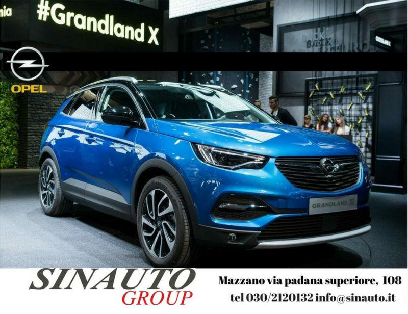 Nuova Opel Grandland!