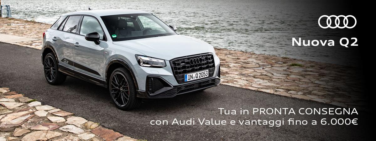 Mandolini Audi - Nuova Q2