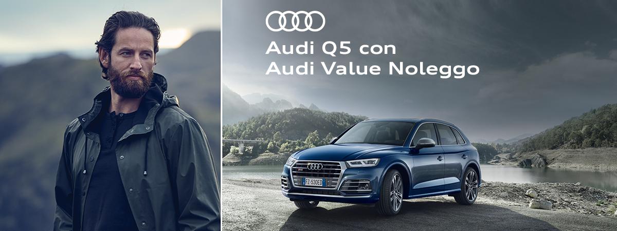 Mandolini Audi - Q5 Noleggio