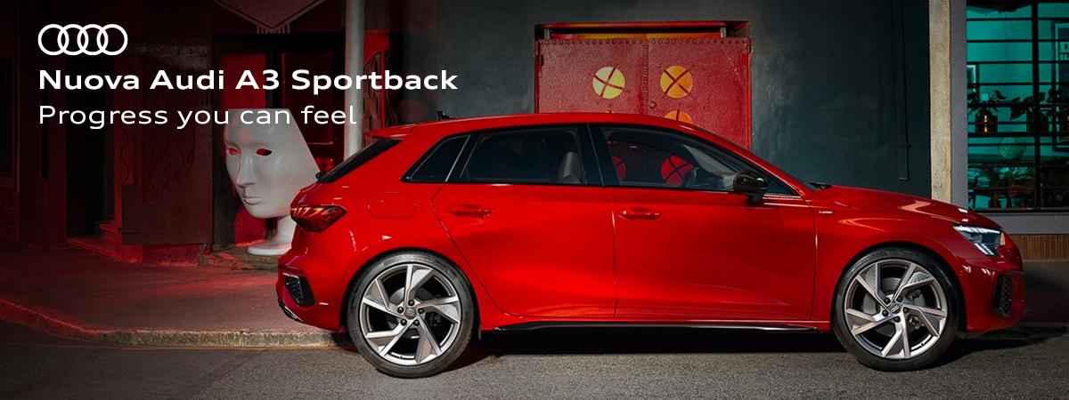 Mandolini Audi - A3 Sportback