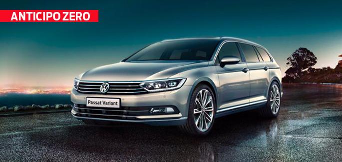 Volkswagen Passat Variant 2.0 TDI Business tua da €395 al mese