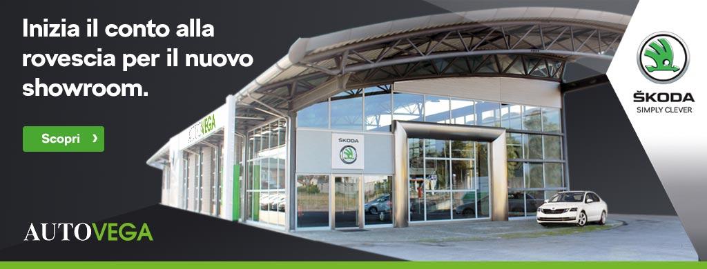 Inaugurata la Nuova Sede Autovega Skoda