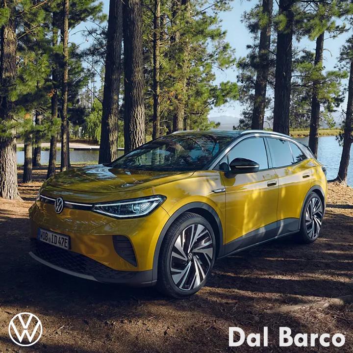 ID.4 100% SUV 100% elettrica