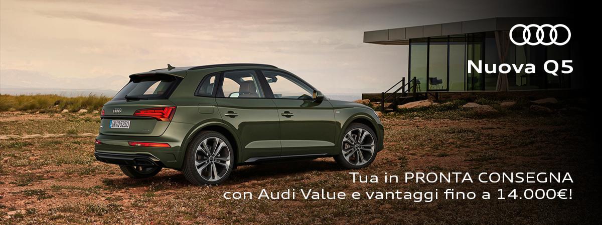 Mandolini Audi - Nuova Q5