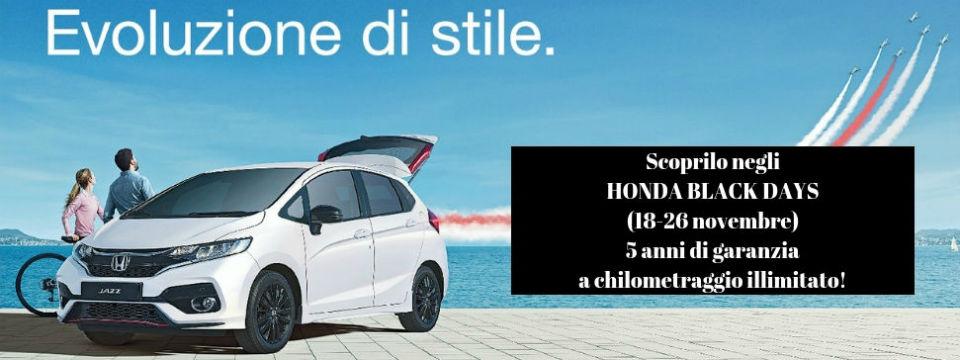 Scopri la nuova Honda Jazz!