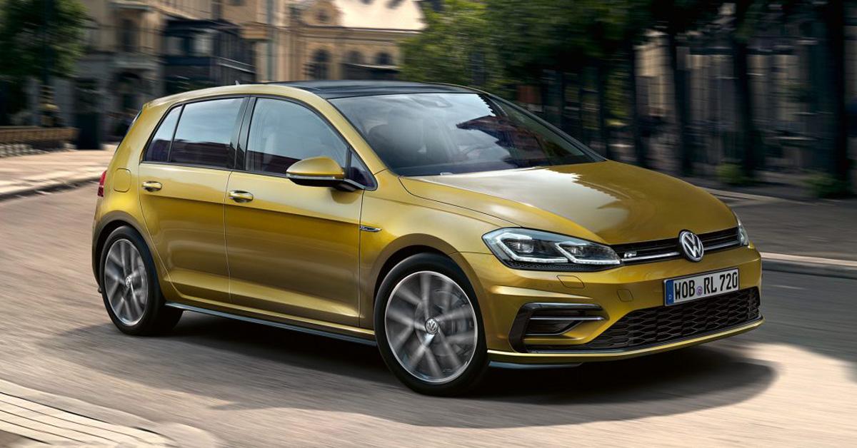 Noleggio Volkswagen Business