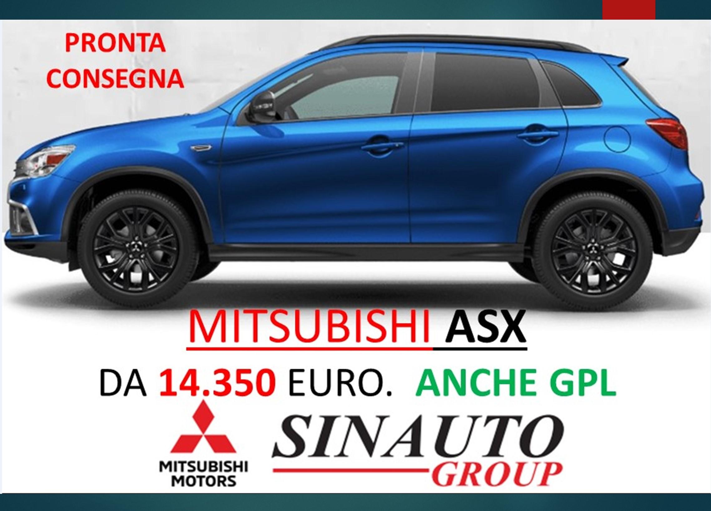 NUOVA ASX  DA 14.350