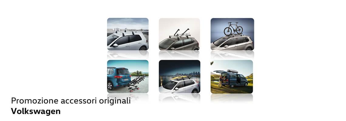 Promozione accessori originali Volkswagen