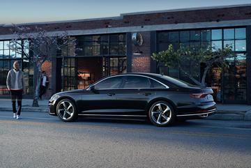 Ordina la Nuova Audi A8 e ricevi una super valutazione per il tuo usato